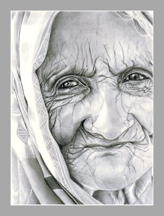 """""""Aged Wisdom"""" By Dee Stewart"""