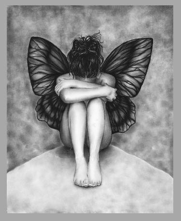 """""""Butterflygirl"""" By Dee Stewart"""